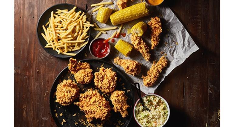 دجاج كنتاكي (KFC)