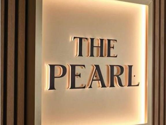 The Pearl Lounge on Departures